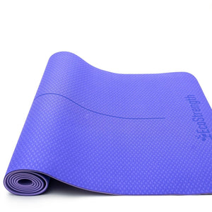 Reversible Lightweight Yoga Mat