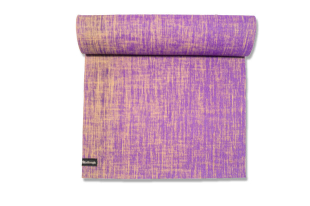 Natural Hemp Blend Yoga Mat (5mm) 1