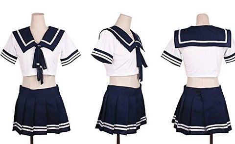 OYBY Sexy Lingerie Schoolgirls Cosplay Sailor Costumes