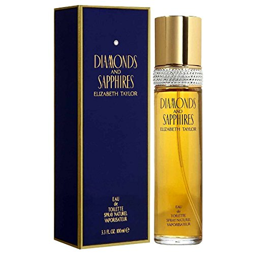 Diamonds and Rubies by Elizabeth Taylor for Women, Eau De Toilette Spray, 3.3-Ounce