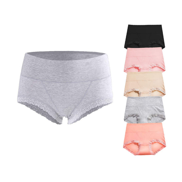 OPIBOO Women's Soft Cotton Underwear Panties