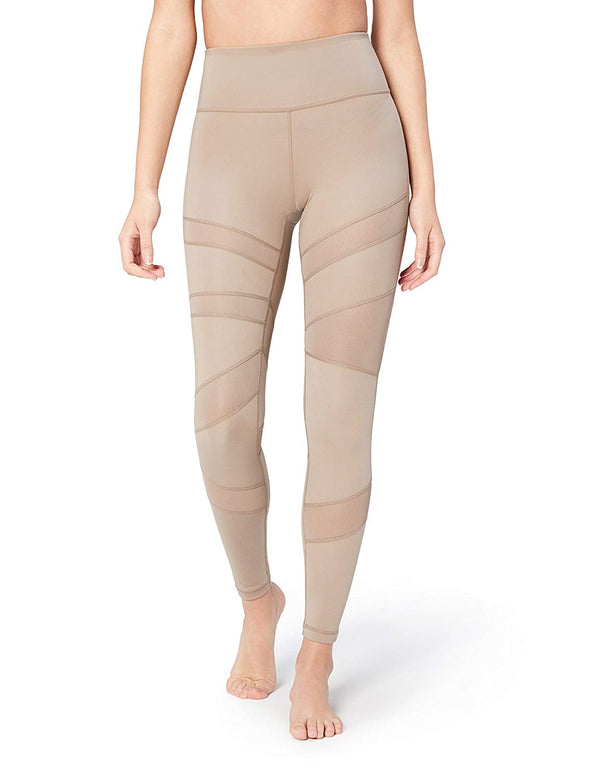Mesh Legging (XS-XL, Plus Size 1X-3X)