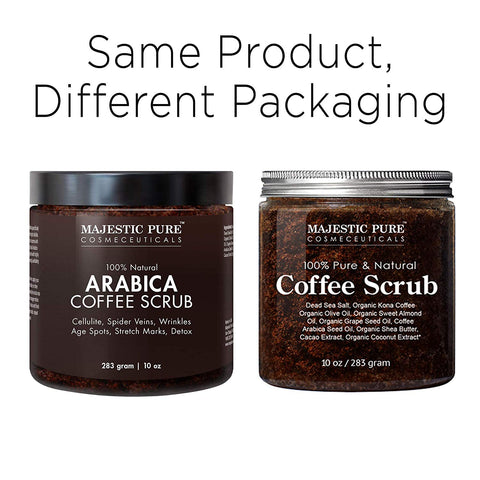 All Natural Body Scrub for Skin Care, Stretch Marks, Acne & Cellulite