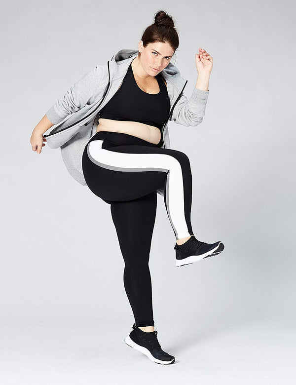The Track Star Legging (XS-XL, Plus Size 1X-3X)