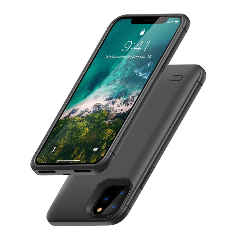 Battery charger Case For iPhone 11 11 Pro.