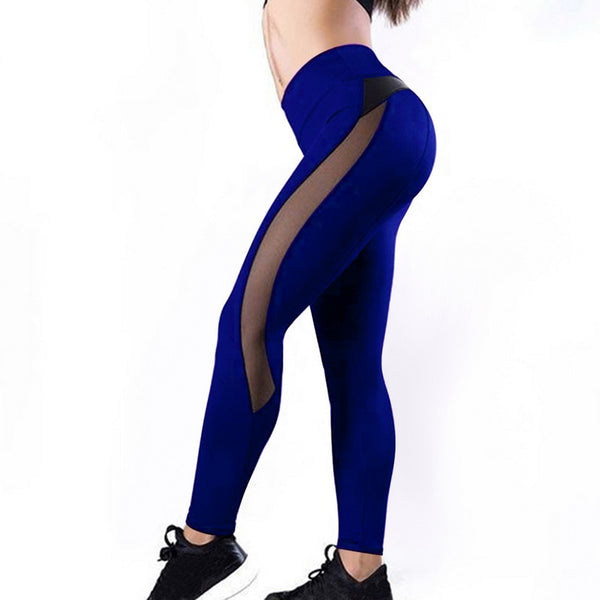 Fitness Leggings High Waist Pocket Workout.