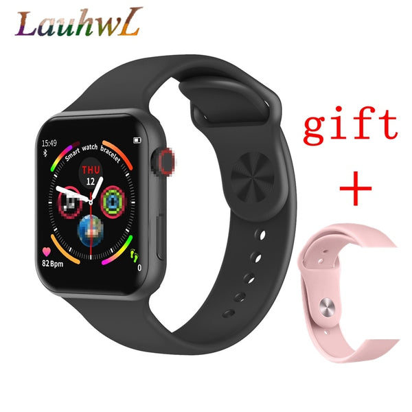 Smart Watch Full Touch Screen Heart Rate Blood Pressure Sports Tracker Fitness Connect to Android.