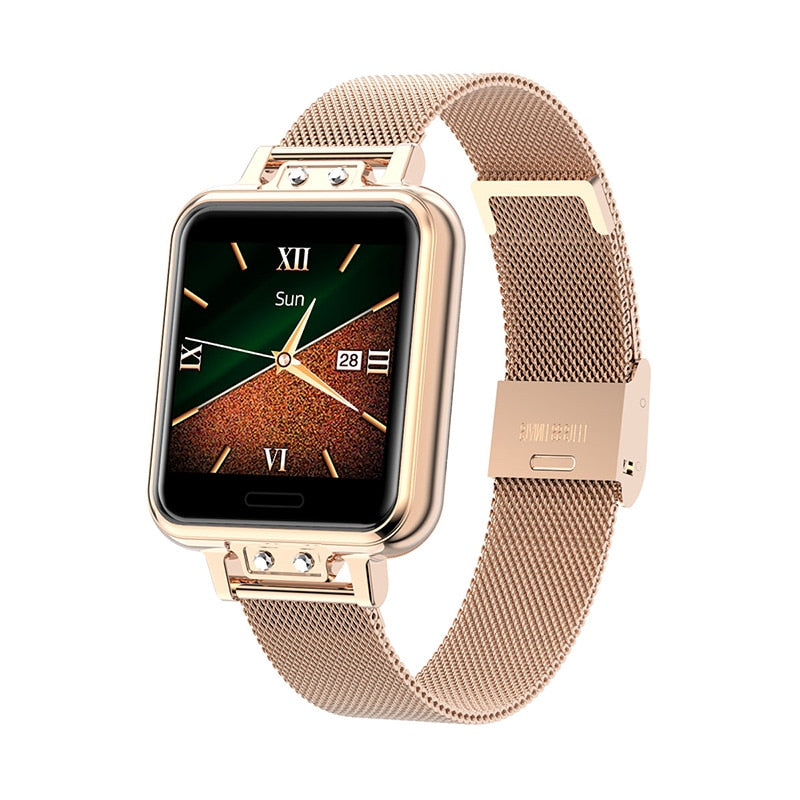 Smart Watch Heart Rate and Multifunctions for women.