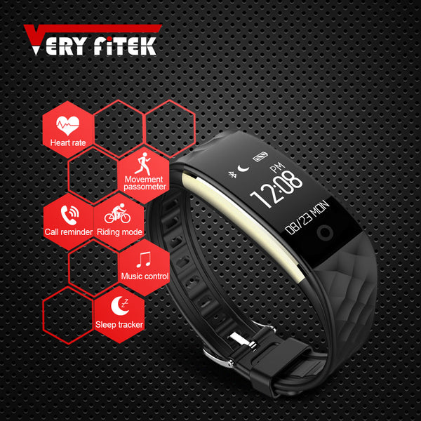 Waterproof Fitness Watch Waterproof OLED Sports Tracker Bracelet for xiomi pk fit bit