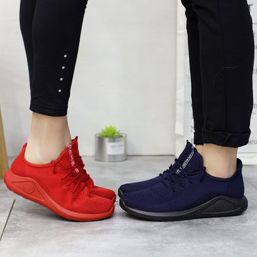 breathable mesh women summer shoes soft bottom casual fashion shoes women