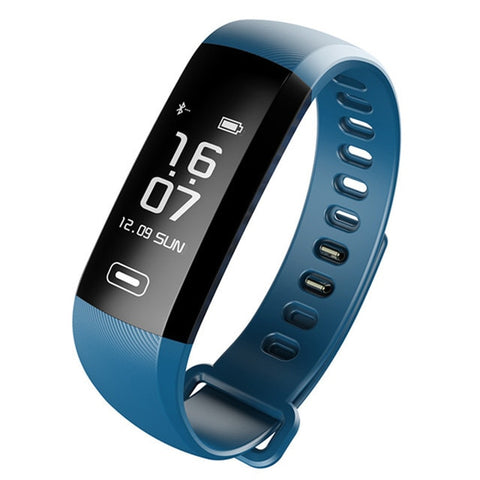Heart Rate/Blood Pressure Monitor Fitness Tracker For IOS/Xiomi/Sony PK Fit Bit 3