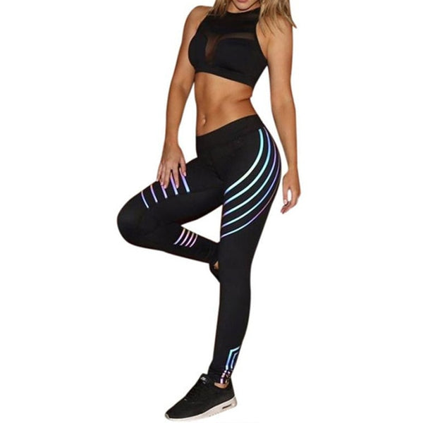 OLOEY Women Yoga Set Sport Suit Sport Wear Fitness Clothing Gym Clothes Sportswear For Women Gym Sport Clothing Fitness