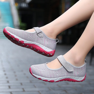 Shallow platform Chaussures Femmes Women Walking Sneakers