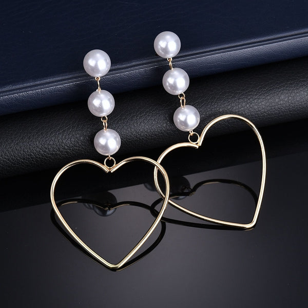 Earrings for Wedding Party Office Lady Gift