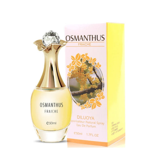 Parfum Fresh Elegant Long Lasting Fragrance Female Spray Glass Bottle Antiperspirant.