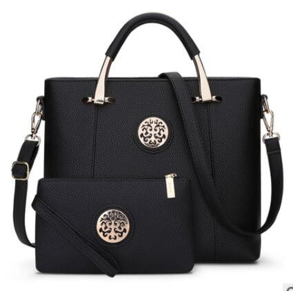 Casual Tote Designer Handbags and Purses bags female Business Set  DJZ337