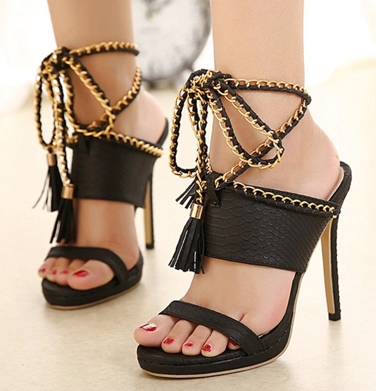 Pumps High Heel Sandals Gladiator Sandal.