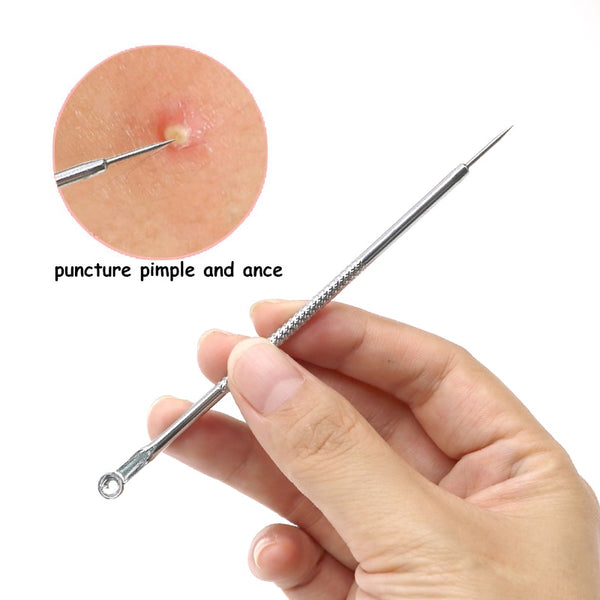 Blackhead Remover Acne Treatment Pore Clean Acne Extractor Face Clean Skin Care