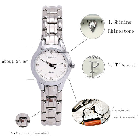 Wristwatches Woman Casual Dress Watches Reloj Mujer
