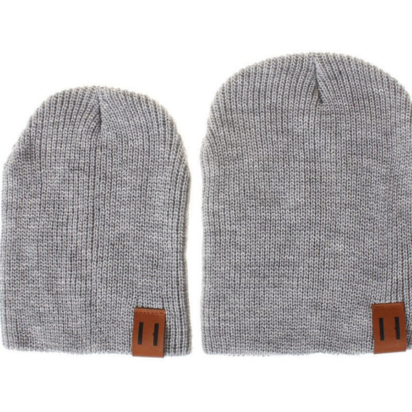 New Arrival Kids Girl Boy Winter Hat Baby Soft Warm Beanie Cap Crochet Elasticity Knit