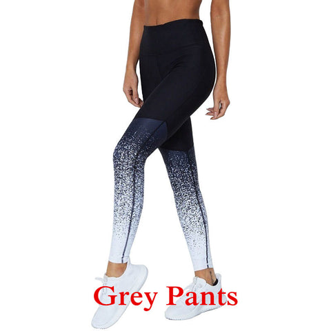 New Starry Sky Yoga Set Running Sport Suit Women Tracksuit Fitness Gym Bra+Pants Sportswear Leggings Tight Sports Clothing
