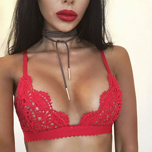 Cotton Bras For Women Sexy Lingerie Push Up Bra.