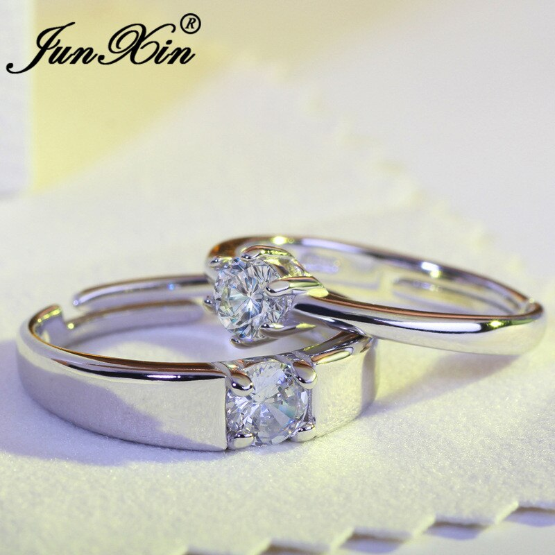 8 Style of Engagement Couple Rings For Women & Men.