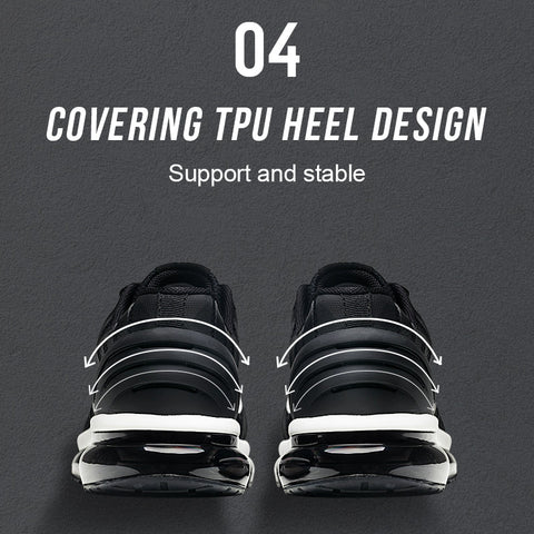 jogging shoes shock absorption outdoor sneakers for walking