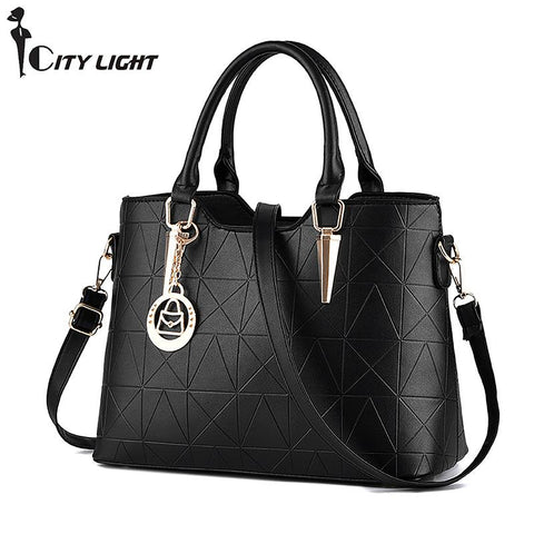 Brand Fashion Fur Women Bag Handbags Women Famous Designer Leather Handbags Luxury Ladies Hand Bags Shoulder Sac