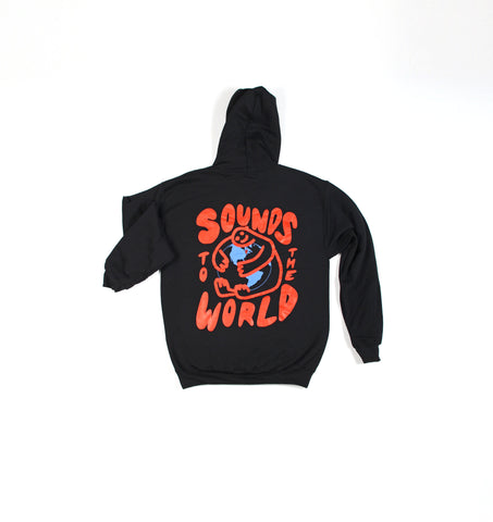 Sounds to the World Hoodie