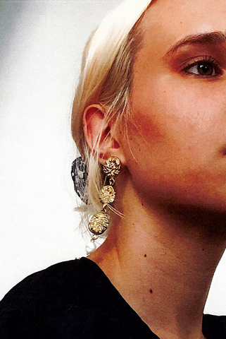 Tier Drop Earrings