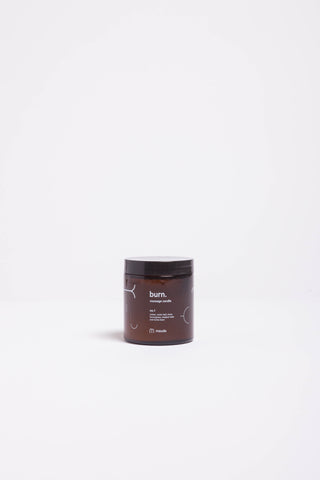 Burn Massage Candle