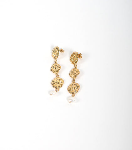 Tier Drop Earrings - Zoe Clark
