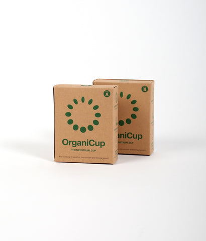 Menstrual cup - OrganiCup