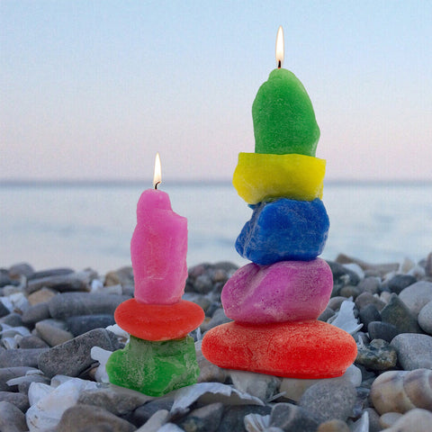 Cairn Candle