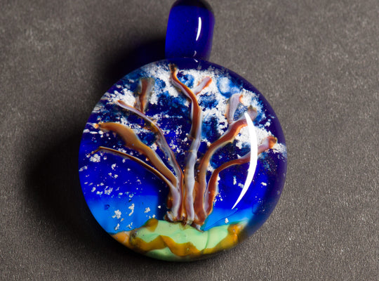 Memorial Ash Tree Pendants (Canadian Customers Only)