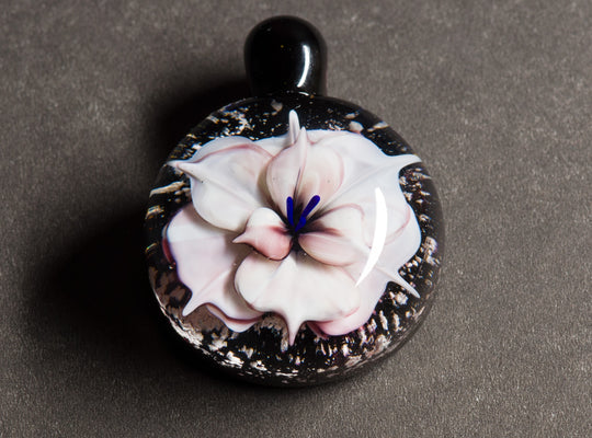 Memorial Ash Flower Pendants ( Canadian Customers Only)