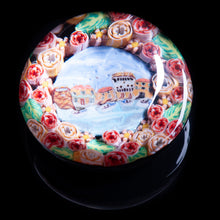 Load image into Gallery viewer, Murano Paperweight Version #2