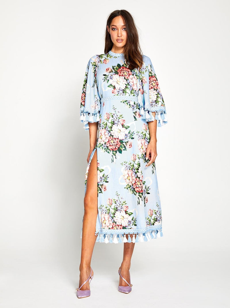 Magic Moment Midi Dress