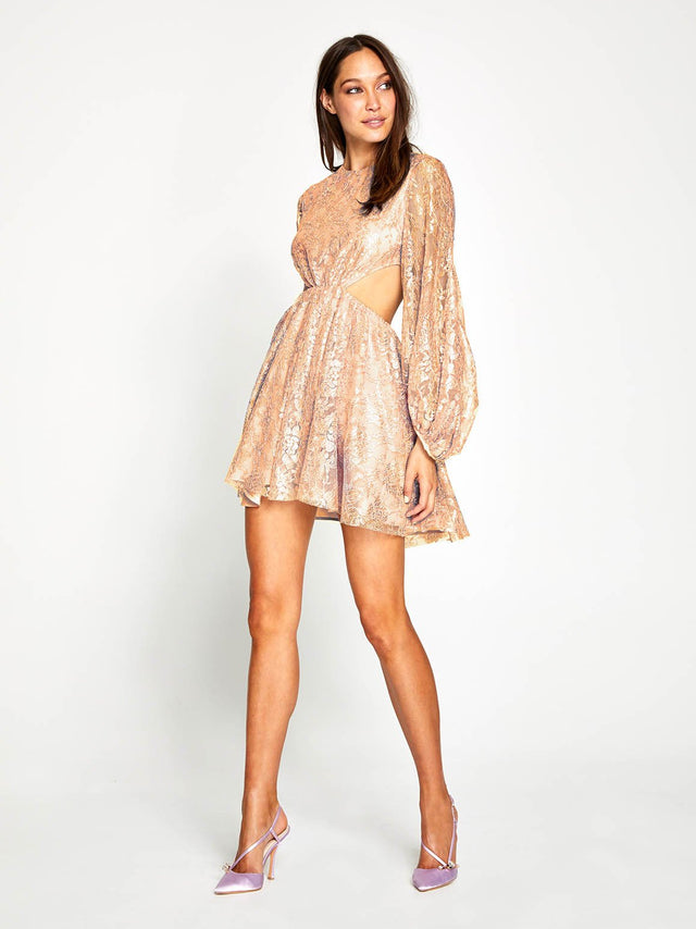 Thinking Mini Dress