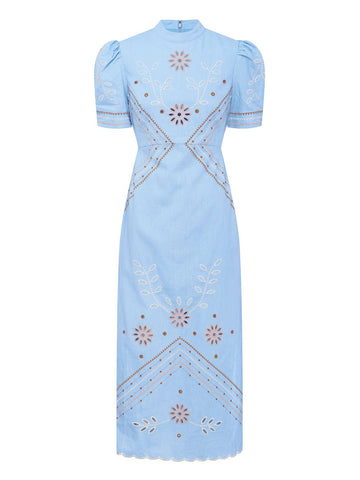 Heavenly Midi Dress