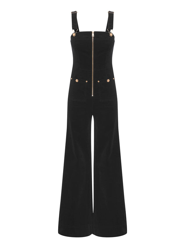 PINCORD QUINCY OVERALLS