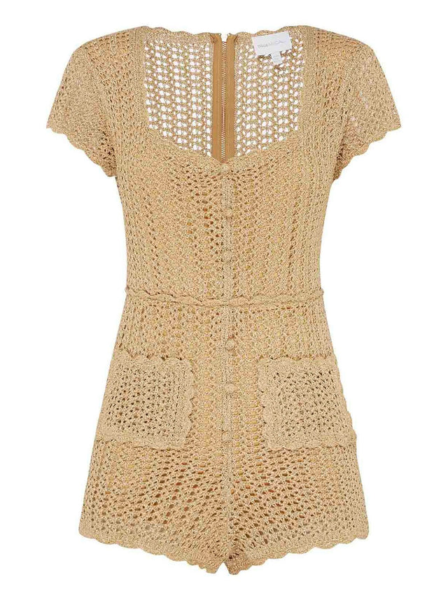 HOT LIKE FIRE PLAYSUIT