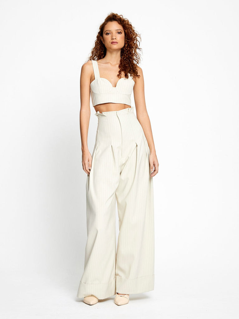 HEIGHTS BUSTIER & PANTS