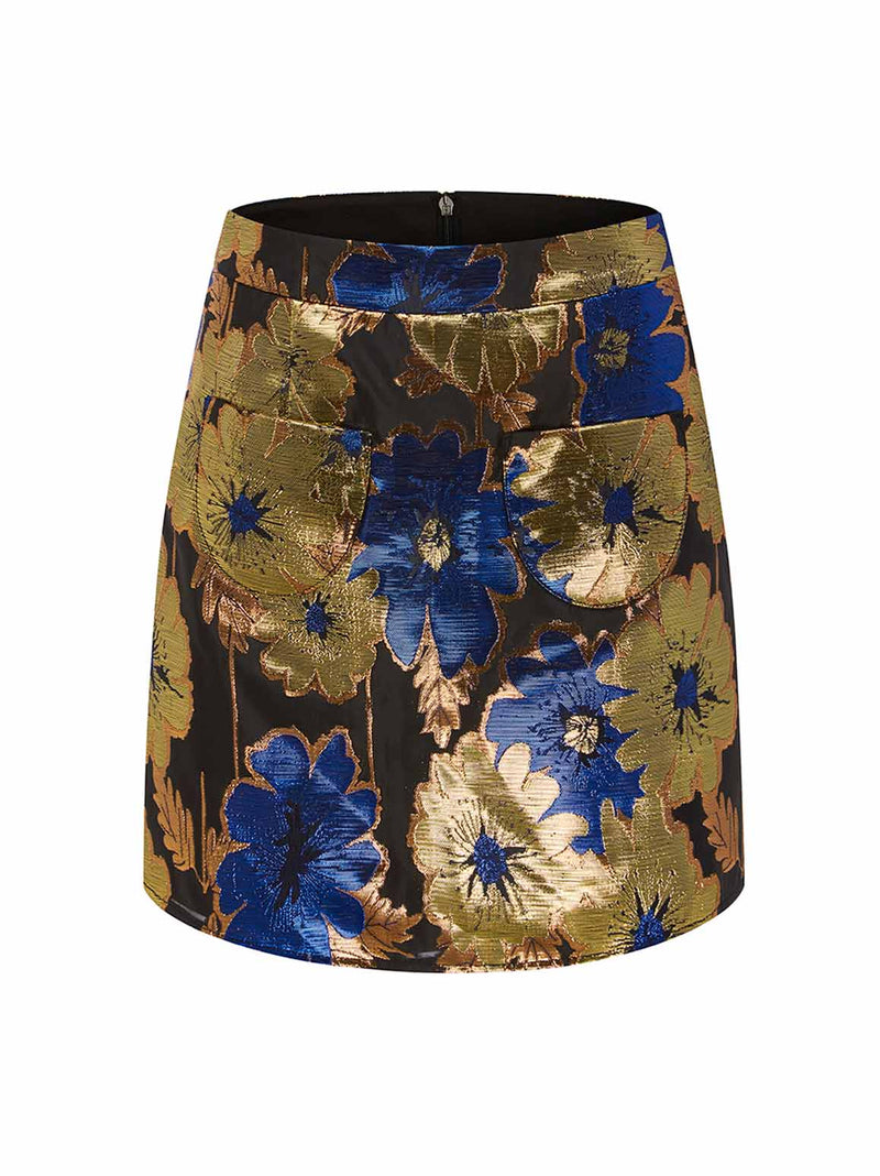 Night Light Skort