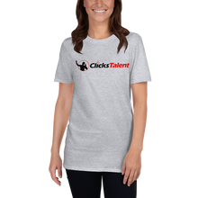 Load image into Gallery viewer, Clicks Talent Classic T-Shirt
