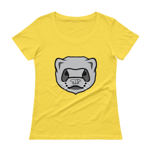 Chika The Ferret Ladies T-Shirt