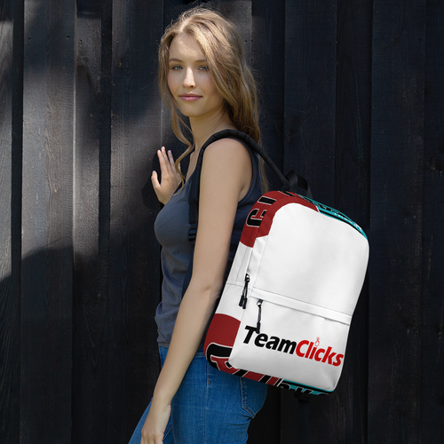 Team Clicks Worldwide Backpack