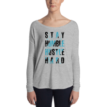 "Load image into Gallery viewer, ""Stay Humble"" Long Sleeve Tee"