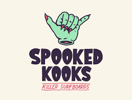 Spooked Kooks-Saving the Planet one SurfBoard at a time
